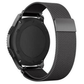 22mm 20mm Milanese Watch Band For huami amazfit pace for Samsung Gear S3 Classic Frontier watch Strap gear sport s2 Watch Band mykronoz sport