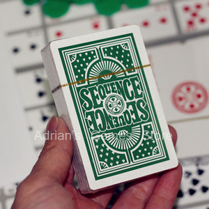 Image 5 - ألعاب التسلسل للأطفال لعبة لوحة التسلسل الصعبة 104 بطاقة 2 12 لاعبا لعبة عائلية النسخة الإنجليزية