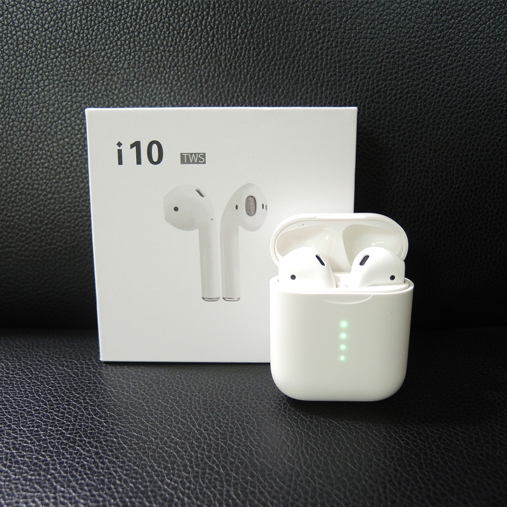 $32.38 Maxinrytec i10 tws Bluetooth Earphones Wireless Bluetooth 5.0 Earbuds Touch Headphones for IPhone Xiaomi Mobile Android Phones