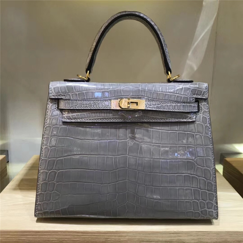 LGLOIV Real crocodile luxury handbags women bags designer with logo satchel custom-made kell lgloiv real crocodile luxury handbags women bags designer with logo satchel custom made 2018