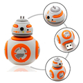External Storage 4GB 16GB 32GB Cartoon Design Hot Sale USB 2.0 Flash Drives Stick Star War  Flash Memory Card New Arrival