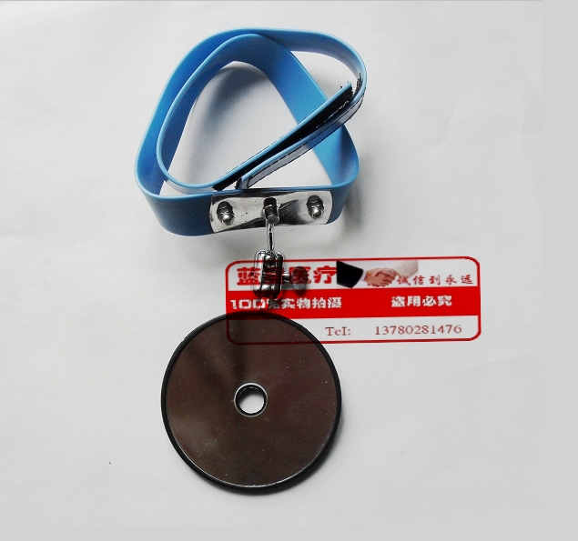 HK TW market physiotherapy Chinese massage Blue star with the amount of mirror head mirror medical reflective mirror
