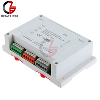 4CH WIFI Remote Switch Mounting On Din Rail Home Automation Phone APP