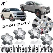 4 teile/los Rad Mitte Kappe Für Toyota 08 17 Sequoia / 09 17 Tundra 42603 0C110