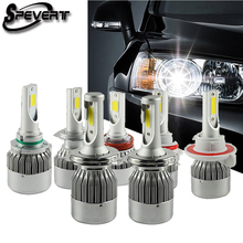 SPEVERT 110W 20000LM car led Headlight Kit Bulbs H4 9004 9007 H13 H7 H1 H3 H8