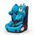 5 cores de interface ISOFIX assento de segurança infantil assento de carro do bebê crianças Assentos de Segurança Do Carro 0-12 anos de idade as crianças de segurança do carro assentos