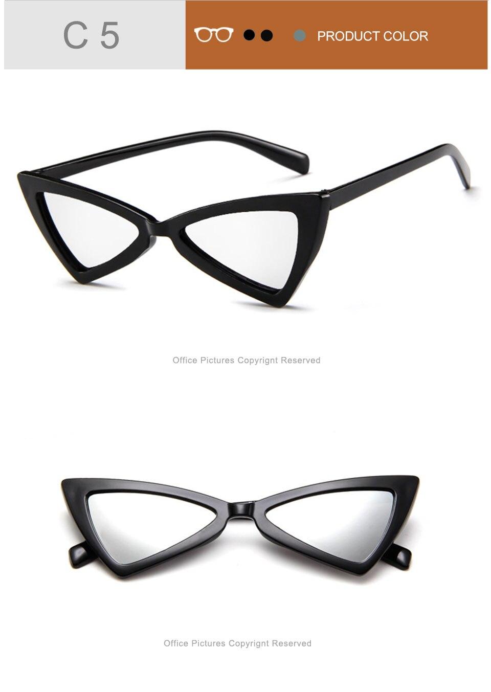 Detalle Comentarios Preguntas sobre QETOU triángulo rojo gafas de ... 21056e7941d4