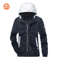 Summer Clothes Women Bomber Jackets Womens Waterproof Sunscreen Casual Jacket Coat Female Good Quality Solid Color