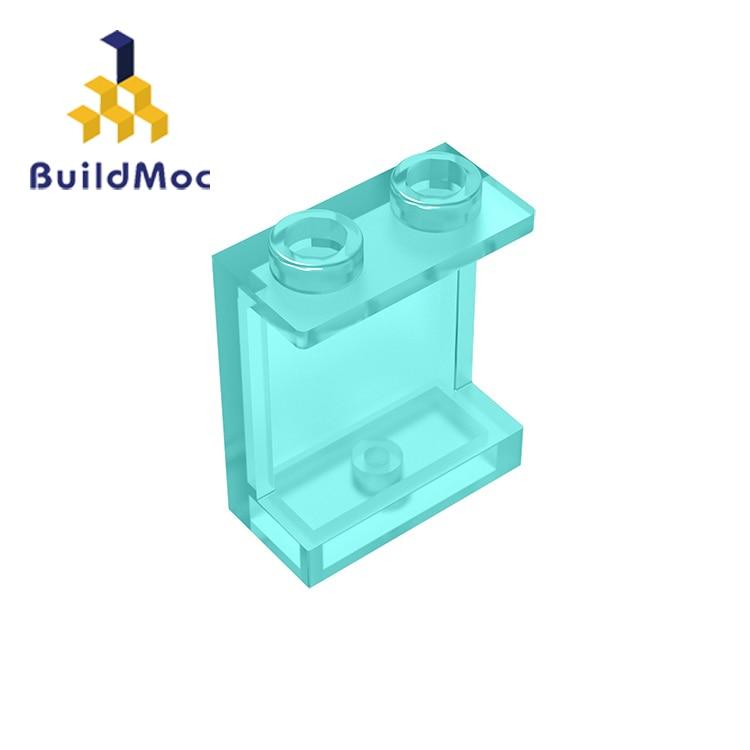 BuildMOC Compatible Assembles Particles 87552 94638 4864 1x2x2 For Building Blocks DIY Educational High-Tech Spare Toys
