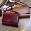2015 nuevo retro small square bolso negro pequeño bolso simple bolso de las señoras mensajero hombro bolsa de mensajero bolsa de Mensajero