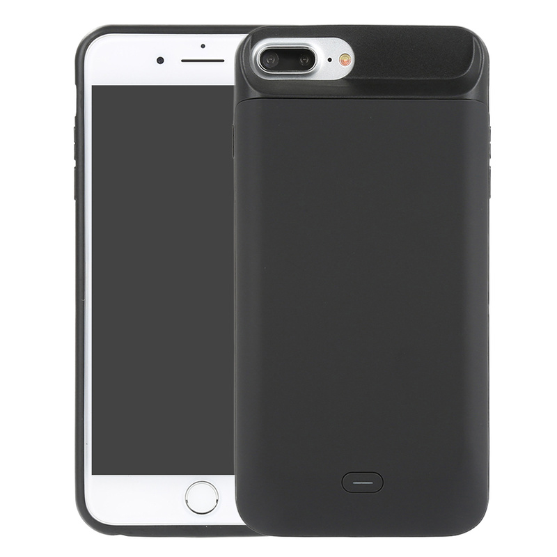 Tireless Battery Charger Case For Iphone 6 6s 7 5000mah For Iphone 6plus 7200mah Power Bank Case External Backup Battery Charging Case Battery Charger Cases