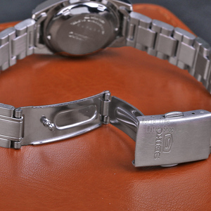 Image 3 - セイコー女性腕時計 5 自動腕時計女性トップブランドの高級防水レディースギフト時計時計リロイmujer montre femmesymk131