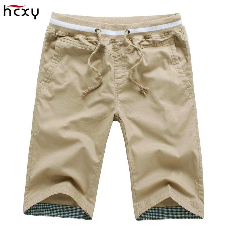 2018 мужские летние семь повседневные пляжные шорты бермуды мужчины выращивания сплошной цвет комбинезоны мужской Бизнес Pantalones прямо шор ...