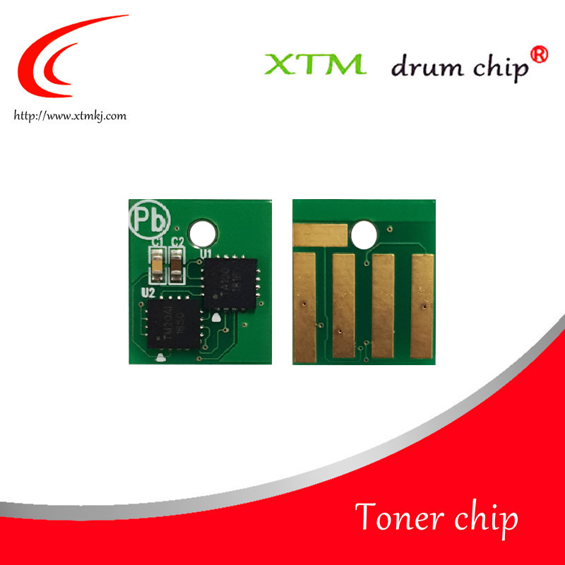 2 5K 51B2000 toner cartridge reset chip replace for Lexmark MX317 MS317 MX417 MS417 MX517 MS517