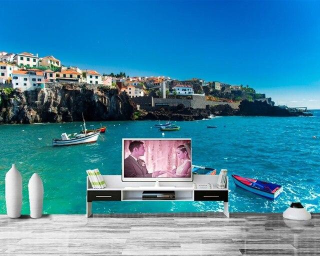 Papel de parede portogallo case mare barche coast city for Soggiorno portogallo