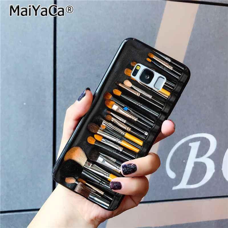 MaiYaCa 裸パレット Glam 髪スタイル電話ケース S9 プラス S7 エッジ S6 S10Plus S10lite s10E S8 プラス
