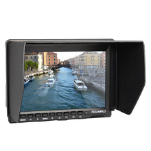 FEELWORLD FW759 7″ HD 1280×800 Camera Field Monitor HDMI Input for BMPCC HD LCD Monitor
