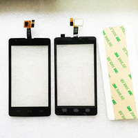 Touchscreen For Beeline Smart 2 Smart2 Touch Screen Touch Screen Digitizer Sensor Front Glass Free Shipping