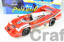 * 1:18 EXOTO 917 1975 CAM2 Racing Car Classic toys Mini Car Brinquedos Diecast Mini Car 917/30KL