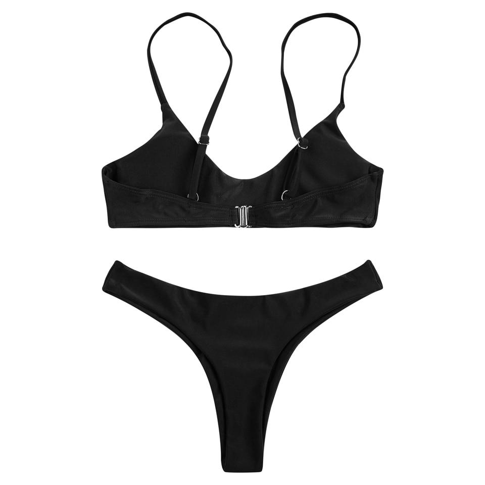 HTB1qC9FbqmWBuNkHFJHq6yatVXaN COSPOT Bikini 2019 Sexy Women Swimwear Brazilian Bikini Push Up Swimsuit Solid Beachwear Bathing Suit Thong Biquini Bikini Set
