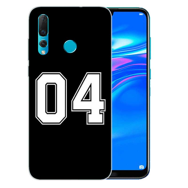 Lucky Number Soft Hull Shell Case For Huawei Nova 2 2 Plus 2S 3 3i 4 TPU Printed Pattern Riverdale Cover in Fitted Cases from Cellphones Telecommunications
