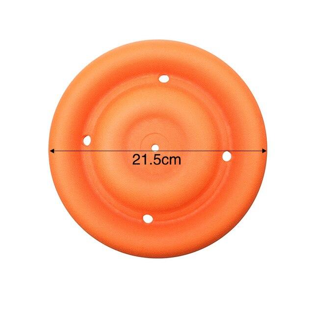 Floating Disc Water tray Buoy frisbee for Gopro Hero 3+ 4 5 6 xiaomi yi 4k Sjcam Sj4000 Sports action camera accessories 2