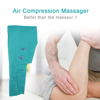 Ankle Therapy Massage Slimming Legs Foot Calfs Massager Air Compression Leg Wrap Boot Socks Heating Sauna Belt Relax Vibrator