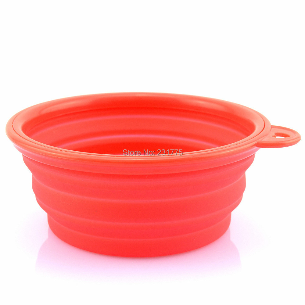 Free-Shipping-Dog-Cat-Pet-Portable-Silicone-Collapsible-Travel-folding-Bowl-Water-Dish-Feeder (4)