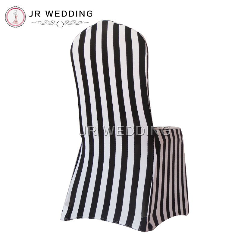 Swell Us 21 3 2Pcs Spandex Stretch Universal Dining Chair Cover Black White Stripe Print Chair Cover Free Shipping For Wedding Party In Chair Cover From Pdpeps Interior Chair Design Pdpepsorg