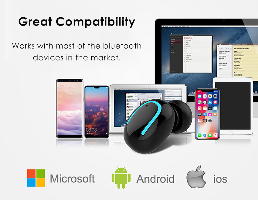 Aimitek Q32 TWS Bluetooth 5.0 Earphones-15