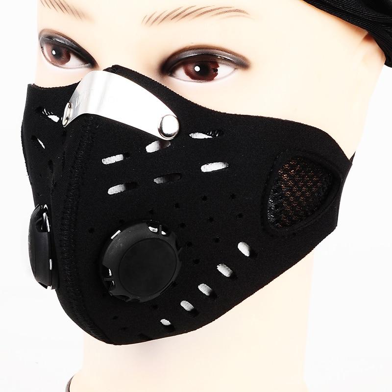 Motorcycle Balaclava Super Anti Dust Mask Motorbike Bicycle Cycling masks Racing Bike Skiing Filter Face Motorcycle Mask
