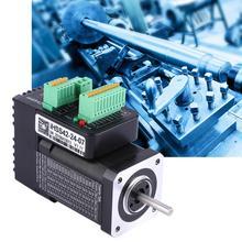 iHSS42-24-07 NEMA17 Integrated Closed Loop Stepper Motor 24V 0.7Nm Hybrid Servo Motor digital stepper driver цена 2017