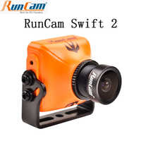 RunCam Swift 2 1/3 CCD 600TVL PAL Micro Camera IR Blocked FOV 130/150/165 Degree 2.5mm/2.3mm/2.1mm w/ OSD MIC RC Multicopter