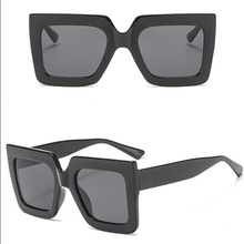 Retro Big Frame Shield Sunglass Oversized Sunglasse