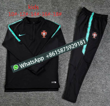 2dffbe27f 2018 2019 kids kit RONALDO NANI training wear QUARESMA 2018 World Cup  Portuguese DANILO PORTUGAL PEPE futol camisetas training w