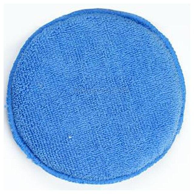 Applicateur déponge en mousse microfibre   Polissage pour voiture 10x, tampons de nettoyage pour détails