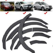 Горячие отличные ABS колеса крыло вспышки. Арка колеса, колеса Крышка рамы, колеса украшения для Subaru Forester. ISO9001 заводское качество
