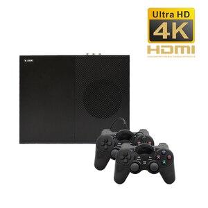 Image 2 - Consola PS1 de 64 bits, 4K, HD, HDMI, 800 clásicos familiares, juegos Retro, TV, mando XPRO de 32G para regalo, xbox One
