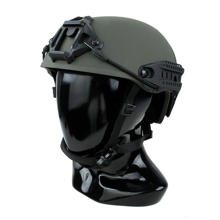 TMC COS Airsoft AF шлем 18 версия Тактический шлем с креплением Ranger Зеленый RG BK DE (SKU051242)