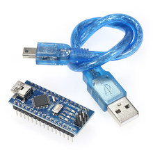CH340G USB V3.0 ATmega328P 5V 16M Micro-Controller Board for Arduino Support USB Download and Power Supply(China)