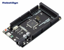 Mega 2560 R3 CH340G/ATmega2560-16AU, MicroUSB. Compatible for Arduino Mega 2560. With Bootloader.