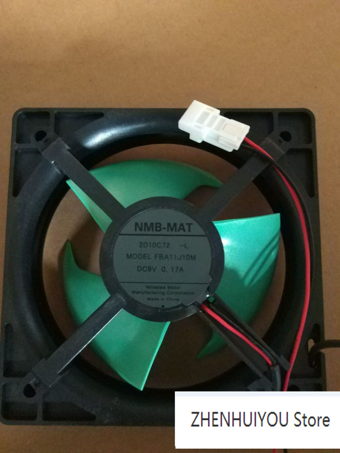 NMB for Panasonic refrigerator cooling fan AG-149200 freezing FC motor FBA11J10M see picture original nmb refrigerators for panasonic nr c25vx2 bcd 251wxbc frozen club cooling fan