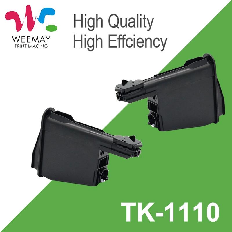 2PCS Compatible Toner Kit TK1110 TK 1110 TK 1112 TK 1114 TK 1120 TK 1122 TK