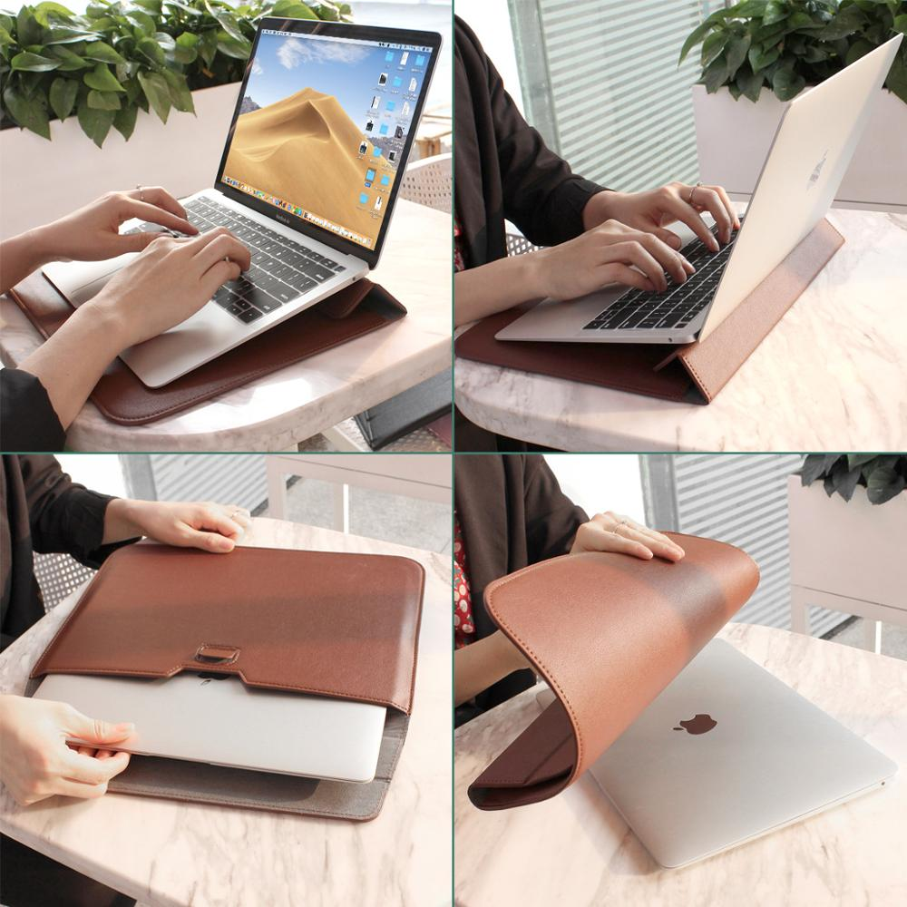 Batianda Laptop Sleeve For Macbook Air Retina 11 12 <font><b>13</b></font> 15.4 16 Notebook Bag For Xiaomi/Huawei/<font><b>HP</b></font> <font><b>13</b></font>.<font><b>3</b></font> 15 Pouch Case Cover image