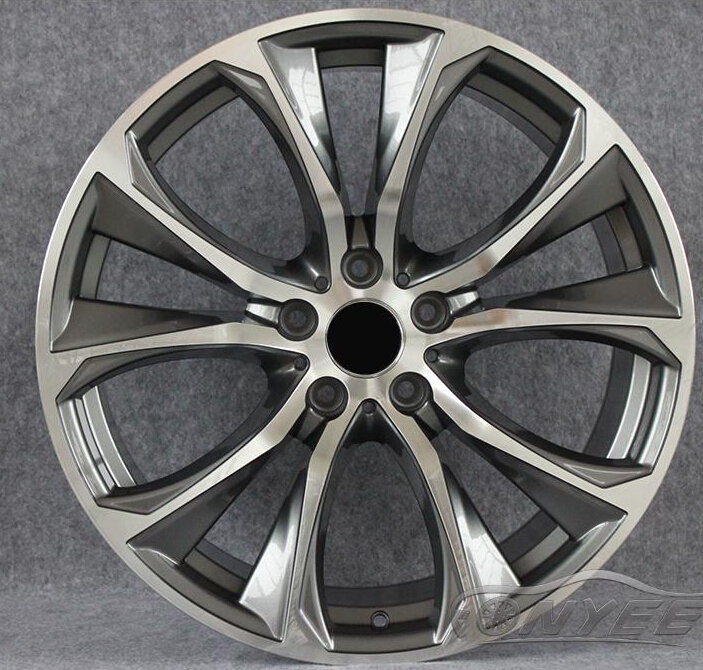 See Wheels On Your Car Before You Buy >> 20x10 0 20x11 0 20 Inch 5x120 Car Aluminum Alloy Wheel Rims Fit For