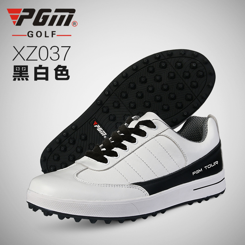 ФОТО High quality men golf shoes men spring and autumn breathable men shoes 5 colors Professional training shoes