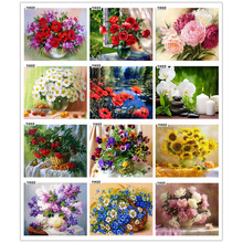 rhinestone painting,square,full,diy,3d embroidery,5d diamond embroidery,diamond embroidery flower NEW TOOL