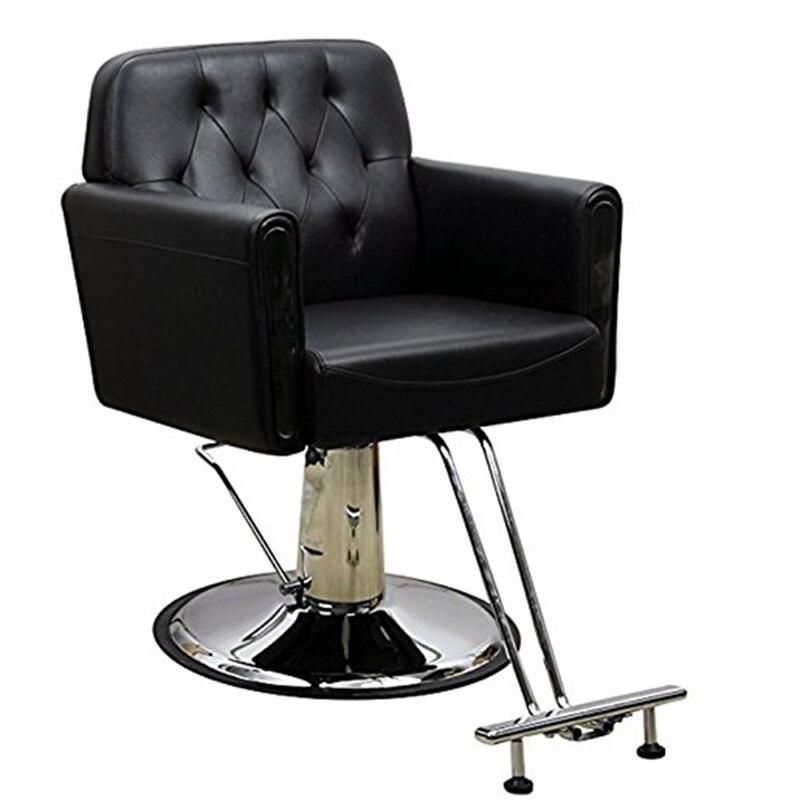 Friseurstühle Kommerziellen Möbel Barber Stuhl Salon Friseurstuhl Factory Outlet Friseurstuhl Salon Drehstuhl