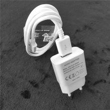 Adaptador da tomada da ue do carregador 5v2a de parede para meizu u10 m6 m5s m5c m3s m3 m2 mini micro tipo-c cabo usb meizu u10 cabo do carregador rápido