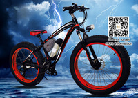 New Snow Electric Bike 48V 1000W Electric Bicycle With 17Ah Lithium Battery 21 Speed Electric Mountain Bike MTB Ebike